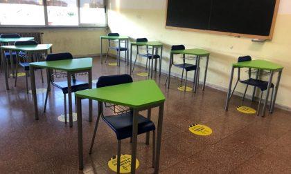 Due nuovi positivi al covid nelle scuole della provincia