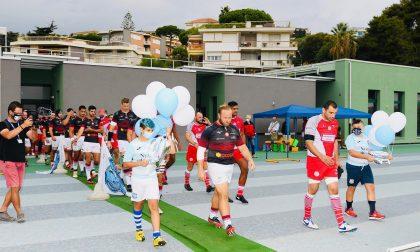 Sanremo Rugby festeggia 10 anni con un evento-allenamento collettivo