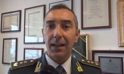 Il Colonnello Mazzei nuovo Comandante Provinciale della Guardia di Finanza