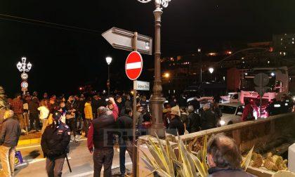 Tensione sociale a Ventimiglia: si teme nuova manifestazione in serata, viabilità a rischio