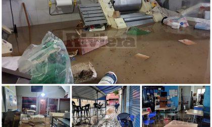 L'alluvione ha spazzato via tutto a Ventimiglia: danni per milioni alle attività. Foto