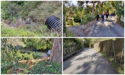 Giallo a Ventimiglia: scoperto il cadavere di un uomo in un fossato