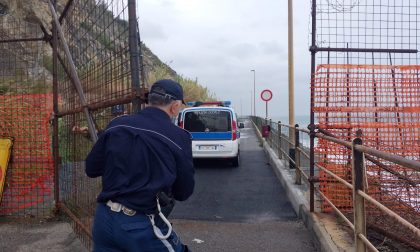 Maltempo: chiusi Incompiuta a Diano e parcheggio sul Nervia a Dolceacqua