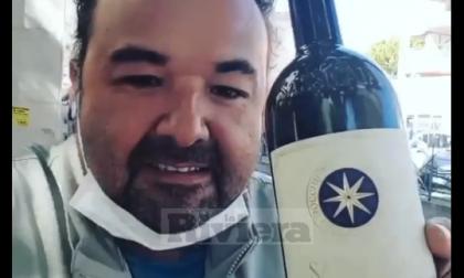 """Brinda su Instagram per alluvione Ventimiglia, minacciato di morte si scusa: """"Mi impediscono di lavorare"""""""
