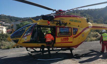 Escursionista colto da malore sul Colle Melosa, allertato l'elicottero