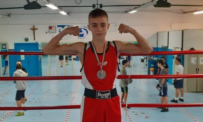 Pugile sanremese Thomas Fontò si laurea vice campione nazionale