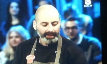 Lo chef sanremese  Roberto Ferro a Cuochi d'Italia All Stars