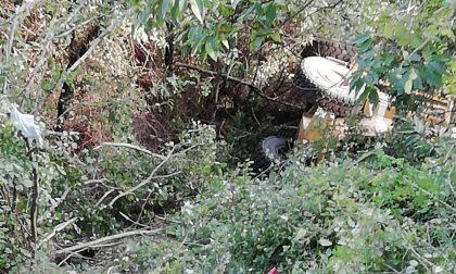 Morti due operai nella tragedia dell'escavatore a Baiardo: identificate le vittime