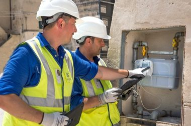 Nuova condotta del gas per 60 famiglie