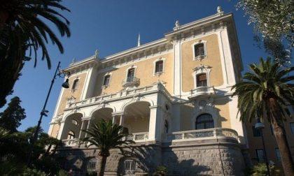 Bordighera: affidati all'impresa Silvano i lavori del rifacimento del muro di Villa Regina Margherita