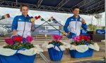Sette medaglie per la Liguria remiera all'European Rowing Coastal Challenge
