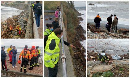 Indagini anche con la Francia per identificare i 5 cadaveri recuperati tra Santo Stefano e Ventimiglia