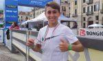 Il 12enne Gabriele Ferrara sul podio al Trofeo Italia di Duathlon