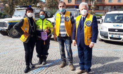 Lions Club Ventimiglia acquista un'idropulitrice per aiutare la città