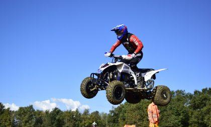 Patrik Turrini riconquista il titolo d Campione Italiano Quad Cross