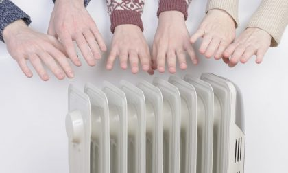 Via libera all'accensione degli impianti di riscaldamento a Taggia