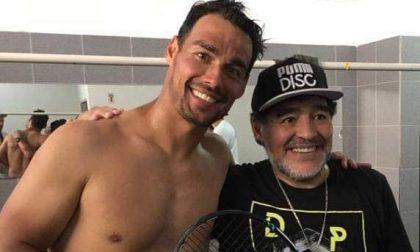 Quel giorno che Fabio Fognini si fece autografare la maglietta da Maradona