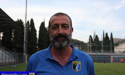 Mister Lupo preso a pugni dopo la partita dell'Imperia Calcio
