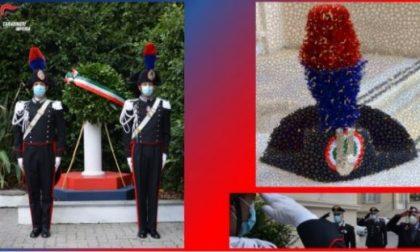 Carabinieri commemorano i caduti dell'arma