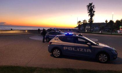 Controlli anti-Covid: la Polizia sanziona 9 persone