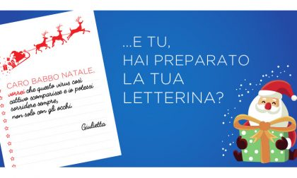 Scrivi una letterina a Babbo Natale e doni un pasto al Banco Alimentare: ecco l'iniziativa de La Riviera!
