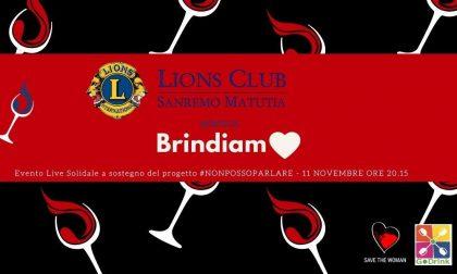 Lions Club Sanremo Matutia al fianco dell'associazione Save The Woman –Non posso parlare