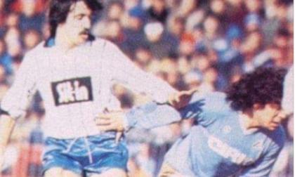 """L'ex Sanremese Vella: """"Quella volta che ho atterrato Maradona"""""""