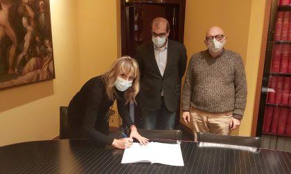 Sanremo: sottoscritto il contratto di affitto di ramo di azienda tra Amaie e Rivieracqua