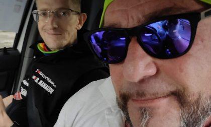 Lutto nel mondo dei motori: addio a Bruno Banaudi navigatore del rallysta Bogogno