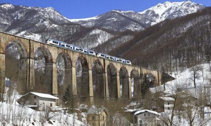 Ferrovia delle meraviglie: l'appello del sindaco Biancheri al voto