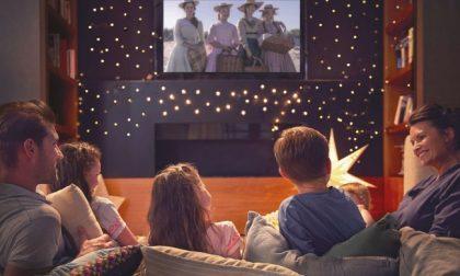 Via col Vento, Peter Pan e Polar Express, i film della sera di Natale