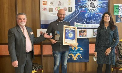 """Allo chef imperiese Giuseppe Colletti il """"Premio buona volontà 2020"""""""