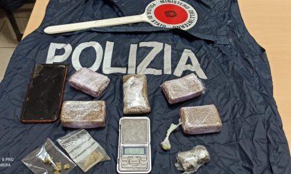 Arrestato minorenne di Sanremo con 500 grammi di hascisc