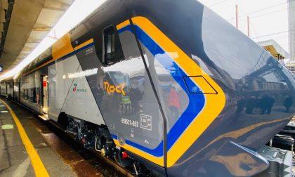 """""""Rock"""" e """"Pop"""" i due nuovi treni in servizio da oggi"""