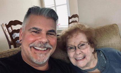 Ceriana in lutto per la morte della mamma di Bob Ghiorzi