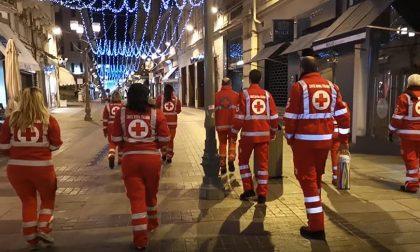 Volontariato, tra gli Angeli della Rossa in aiuto dei senzatetto anche il giovane Andrea di 16 anni