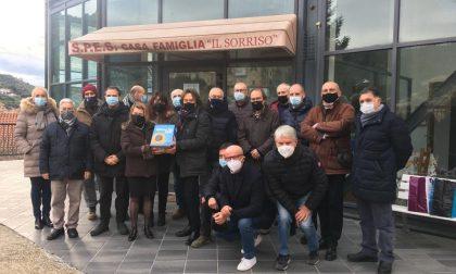 Alla Spes Il Sorriso in dono un defibrillatore in memoria di Daniele Mascagni