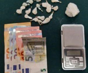 Carabinieri arrestano spacciatore di eroina nel cuore di Sanremo