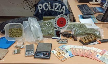 Minorenne arrestato per droga e detenzione di armi a Sanremo