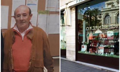 Morto il farmacista Giacomo Bergaglia