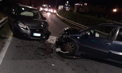 """Incidente per il papà del sindaco Alessandri  """"Grazie a tutti per il sostegno"""""""