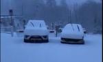 Neve a Monesi, i video