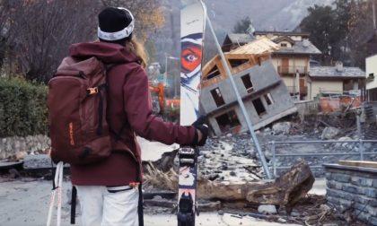 """""""Non ci fermeremo mai"""" l'emozionante video della maestra di sci di Limone Piemonte"""