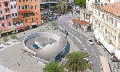 Il parcheggio sotto piazza Eroi Sanremesi diventa realtà