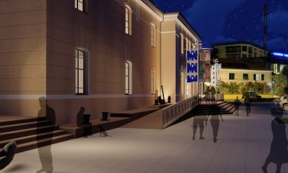 Al via i lavori alla Sala Dolia del Museo Navale di Imperia