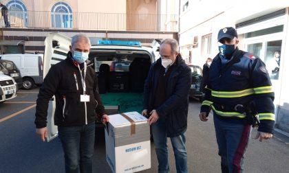 Continua la consegna dei vaccini in Liguria