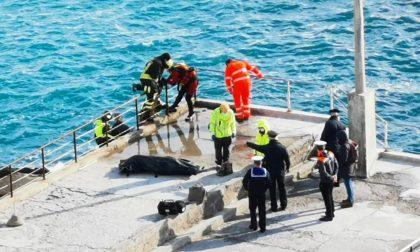 Recuperato il corpo senza vita di un uomo nelle acque di Capo Pino