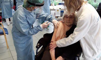 Concluso il ciclo di vaccini Covid a Casa Rachele