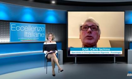 """Il chirurgo Carlo Iachino di Ventimiglia intervistato nella rubrica delle """"Eccellenze italiane"""""""