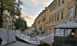 Cinque indagati per il crollo dell'impalcatura al Teatro Cavour di Imperia